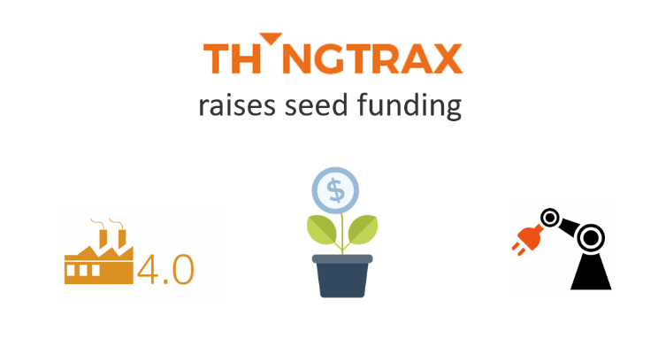 Blog seed funding thingtrax